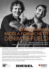 Denim Re-Fuel'd Poster