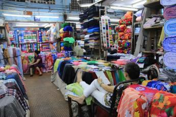 Soai Kinh Lam Fabric market