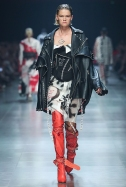 RMIT Bachelor of Fashion (Design)(Honours) Lucy Dickinson's designs at VAMFF 2018.