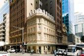 The Dior Australia head office in Sydney, on Castlereagh Street.