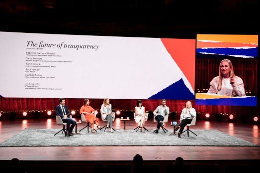 CFS18 - future of transparency session 2