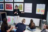 Activities at the Youth Fashion Summit, in the lead up to the main Copenhagen Fashion Summit programme.