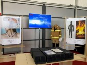 RMIT Research items on display at the Grad Prix